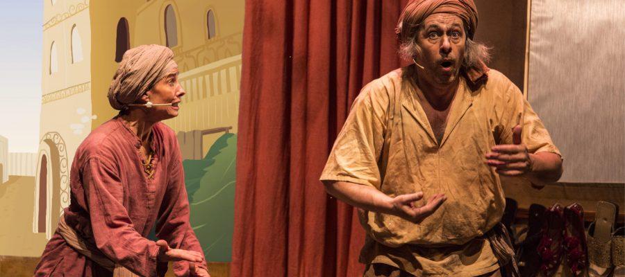 la savetier de Thanjavur  Artscene compagnie Dominique lefebvre spectacle jeune publis comedie musicale conte  cine theatre
